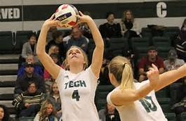 Congrats Montana Tech Digger Volleyball Team